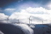 Die Boxexpert Gehäuse sind bis -40°C für Windkraftanlagen getestet