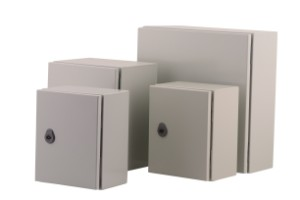 Treva Metallgehäuse mit hoher IP Schutzart