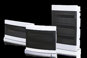 Disbox Verteilergehäuse mit transparenten Deckel