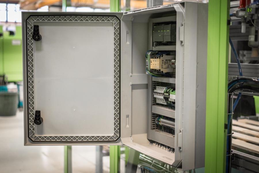 Kunststoffgehäuse von Boxexpert für den Maschinenbau
