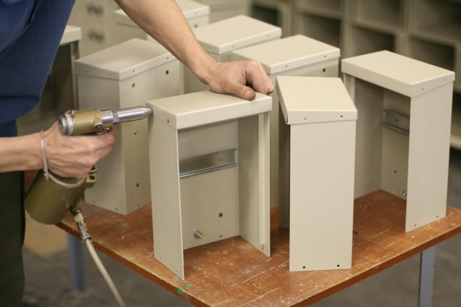 Kleinserienfertigung für Sondergehäuse.