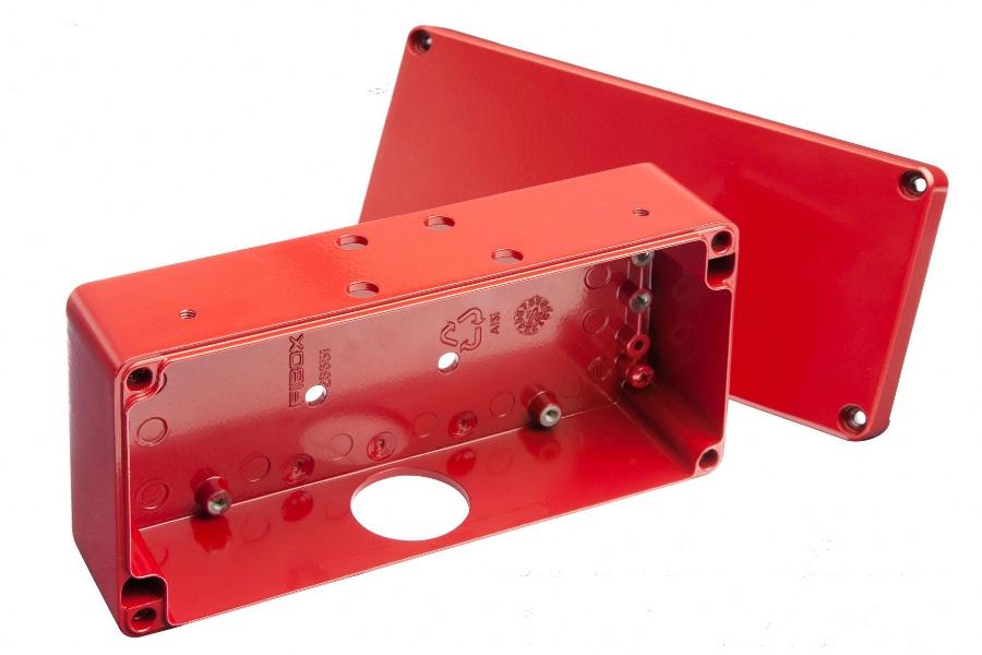 Unsere Boxexpert Metallgehäuse können wir in Ihren Farben liefern